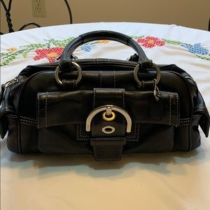 COACH - Soho Satchel in perfect like new condition